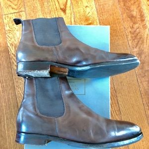 465d4723f5998 Shoes - EUC BROOKS BROTHERS ESPRESSO CHELSEA BOOT